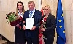 Działacz społeczny z Mszany z wyróżnieniem Aktywny Senior - Serwis informacyjny z Wodzisławia Śląskiego - naszwodzislaw.com