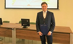 Uczeń wodzisławskiego ZST ze stypendium Województwa Śląskiego - Serwis informacyjny z Wodzisławia Śląskiego - naszwodzislaw.com