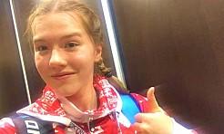 Srebro zawodniczki Octagon Team Junior na German Open - Serwis informacyjny z Wodzisławia Śląskiego - naszwodzislaw.com