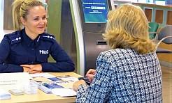 Policyjne porady na Dniu Seniora w ZUS - Serwis informacyjny z Wodzisławia Śląskiego - naszwodzislaw.com