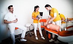 Szkolenie warte życia w DenticaCenter  - Serwis informacyjny z Wodzisławia Śląskiego - naszwodzislaw.com