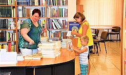 Biblioteka z Mszany w gronie finalistów akcji Przerwa na wspólne czytanie - Serwis informacyjny z Wodzisławia Śląskiego - naszwodzislaw.com