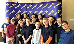 W SP16 uczą się dziennikarstwa radiowego - Serwis informacyjny z Wodzisławia Śląskiego - naszwodzislaw.com
