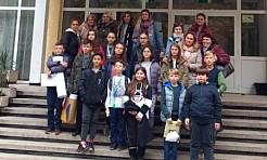 Uczniowie SP2 z partnerską wizytą w Bułgarii - Serwis informacyjny z Wodzisławia Śląskiego - naszwodzislaw.com