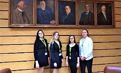 Uczennice wodzisławskiego Ekonomika gotowe do wystąpienia w ONZ - Serwis informacyjny z Wodzisławia Śląskiego - naszwodzislaw.com