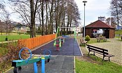 Plac zabaw w Parku Aktywnej Rekreacji w Mszanie po rozbudowie - Serwis informacyjny z Wodzisławia Śląskiego - naszwodzislaw.com