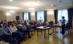 Samorządowcy Gminy Godów spotkali się z nadzorem prawnym wojewody - Serwis informacyjny z Wodzisławia Śląskiego - naszwodzislaw.com