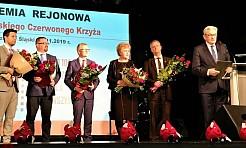 Starostwo Powiatowe z wyróżnieniem PCK - Serwis informacyjny z Wodzisławia Śląskiego - naszwodzislaw.com