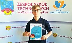 Pięć powodów dla których warto czytać. Sukces ucznia ZST Wodzisław - Serwis informacyjny z Wodzisławia Śląskiego - naszwodzislaw.com