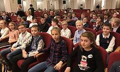 Piątoklasiści z Zawady w Filharmonii Śląskiej - Serwis informacyjny z Wodzisławia Śląskiego - naszwodzislaw.com
