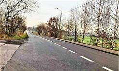 Kolejne drogi w gminie doczekały się nowej nawierzchni - Serwis informacyjny z Wodzisławia Śląskiego - naszwodzislaw.com