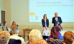 Spotkanie na temat choroby Alzheimera w Klubie Seniora w Mszanie - Serwis informacyjny z Wodzisławia Śląskiego - naszwodzislaw.com