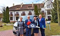 DPS w Gorzycach ma nowy samochód - Serwis informacyjny z Wodzisławia Śląskiego - naszwodzislaw.com