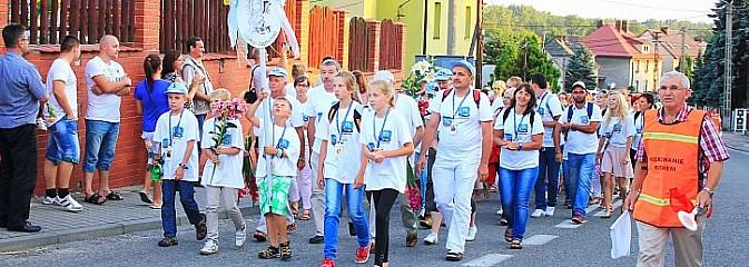Pielgrzymi wrócili z Jasnej Góry - Serwis informacyjny z Wodzisławia Śląskiego - naszwodzislaw.com
