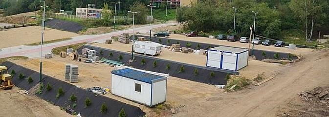 Zobacz jak idzie budowa Rodzinnego Parku Rozrywki w Wodzisławiu Śląskim - Serwis informacyjny z Wodzisławia Śląskiego - naszwodzislaw.com