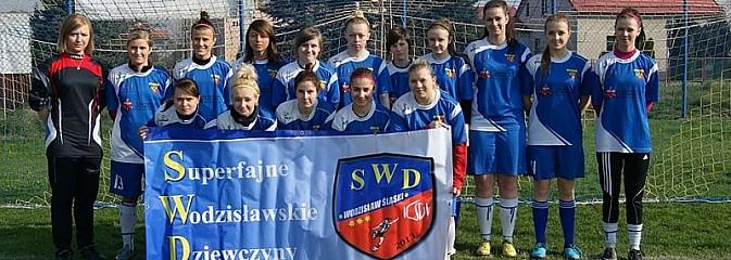 Pierwsze i od razu tak wysokie zwycięstwo wodzisławskich piłkarek! - Serwis informacyjny z Wodzisławia Śląskiego - naszwodzislaw.com