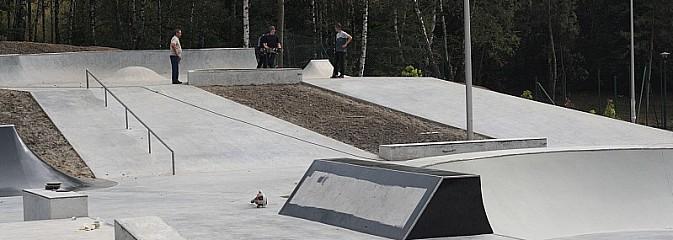 Skatepark w Wodzisławiu Śląskim jest już prawie gotowy! - Serwis informacyjny z Wodzisławia Śląskiego - naszwodzislaw.com