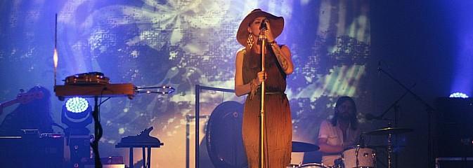 Ania Rusowicz wystąpiła w WCK. Na koncercie pojawiła się Elżbieta Bieńkowska - Serwis informacyjny z Wodzisławia Śląskiego - naszwodzislaw.com