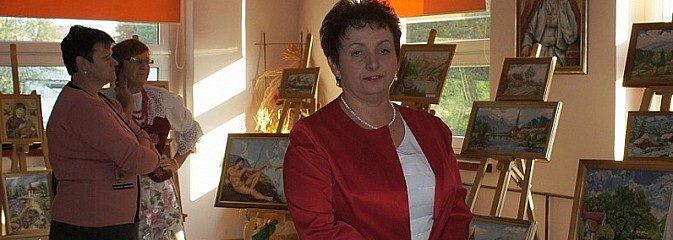 Mieszkanka Głogowa pokazała swoje prace szerszej publiczności - Serwis informacyjny z Wodzisławia Śląskiego - naszwodzislaw.com