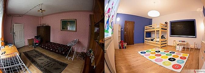 Piękne Anioły wyremontowały kolejny pokój. W pomoc zaangażowała się Steczkowska - Serwis informacyjny z Wodzisławia Śląskiego - naszwodzislaw.com