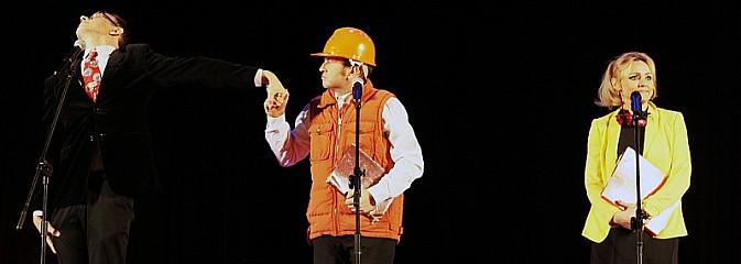 Kabaret pod Wyrwigroszem dał popis swoich możliwości w Wodzisławskim Centrum Kultury - Serwis informacyjny z Wodzisławia Śląskiego - naszwodzislaw.com