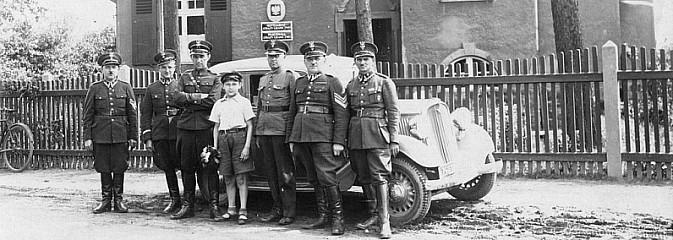 Historyczne zdjęcia Straży Granicznej II RP z lat 1928-1939. Ciekawe ujęcia z okolic Wodzisławia - Serwis informacyjny z Wodzisławia Śląskiego - naszwodzislaw.com