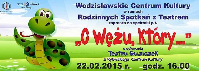 Co? Gdzie? Kiedy? Nawigator weekendowy  - Serwis informacyjny z Wodzisławia Śląskiego - naszwodzislaw.com