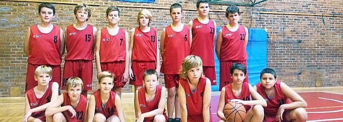 Zwycięstwo na inaugurację finału B koszykówki młodzików młodszych MU-13 - Serwis informacyjny z Wodzisławia Śląskiego - naszwodzislaw.com