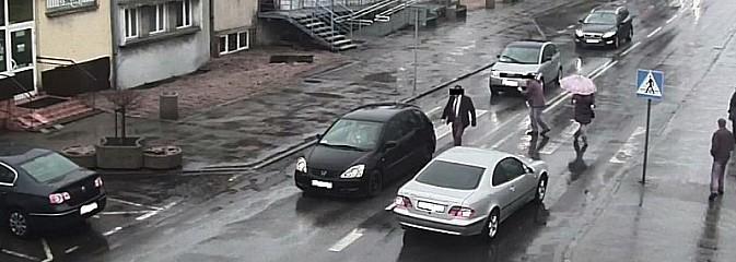 Na przejściu dla pieszych w Radlinie pomiędzy kierującym a pieszym doszło do rękoczynów!  - Serwis informacyjny z Wodzisławia Śląskiego - naszwodzislaw.com