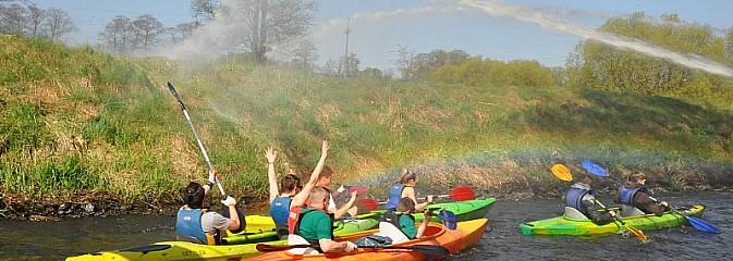 Rekordowe VI Wielkie Sprzątanie Rzeki Rudy z Podróżnikiem Roku National Geographic - Serwis informacyjny z Wodzisławia Śląskiego - naszwodzislaw.com