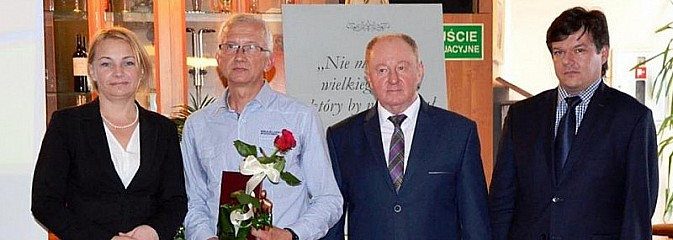 Nagrodzono sportowców, trenerów oraz ludzi kultury - Serwis informacyjny z Wodzisławia Śląskiego - naszwodzislaw.com