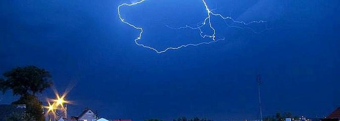 Ostrzeżenie meteo: burze z gradem oraz wezbrania - Serwis informacyjny z Wodzisławia Śląskiego - naszwodzislaw.com