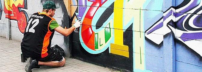 """Zgłoś się do konkursu na najlepsze graffiti pod hasłem """"budzimy empatię""""! - Serwis informacyjny z Wodzisławia Śląskiego - naszwodzislaw.com"""