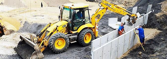 Co dzieje się na placu budowy Rodzinnego Parku Rozrywki? - Serwis informacyjny z Wodzisławia Śląskiego - naszwodzislaw.com