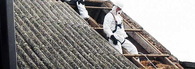 Wsparcie WFOŚiGW w Katowicach na usuwanie azbestu - Serwis informacyjny z Wodzisławia Śląskiego - naszwodzislaw.com