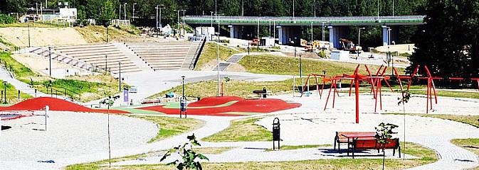 Rodzinny Park Rozrywki z lotu ptaka - Serwis informacyjny z Wodzisławia Śląskiego - naszwodzislaw.com