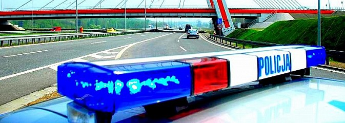 Wypadek na autostradzie. Jedna osoba w szpitalu  - Serwis informacyjny z Wodzisławia Śląskiego - naszwodzislaw.com