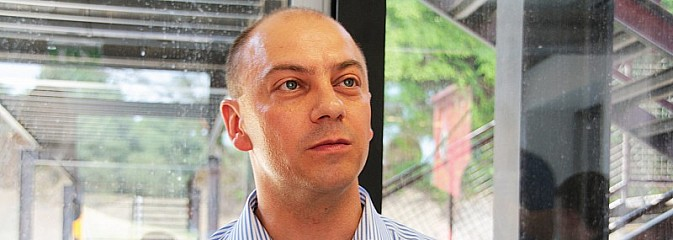 Krzysztof Jaroch stracił pracę na dwa dni, później oficjalnie został powołany na dyrektora WCK  - Serwis informacyjny z Wodzisławia Śląskiego - naszwodzislaw.com