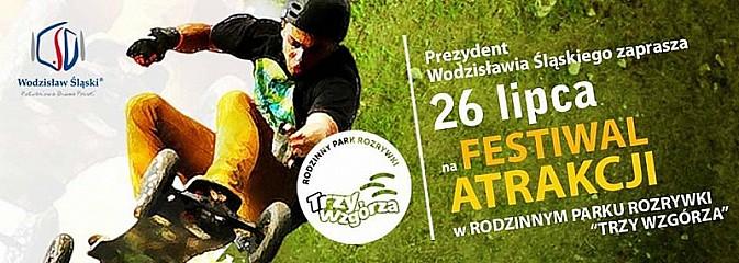 Już w tą niedzielę odbędzie się huczne otwarcie Rodzinnego Parku Rozrywki - Serwis informacyjny z Wodzisławia Śląskiego - naszwodzislaw.com