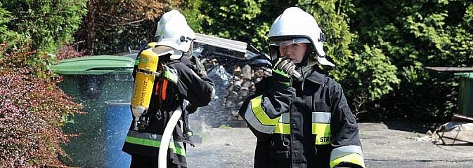 Przeprowadzono kurs dla strażaków z OSP - Serwis informacyjny z Wodzisławia Śląskiego - naszwodzislaw.com