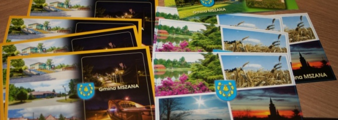 Nowe pocztówki promujące Mszanę - Serwis informacyjny z Wodzisławia Śląskiego - naszwodzislaw.com