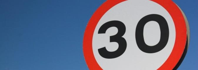 Marklowice wprowadziły strefę ograniczonej prędkości. Od dzisiaj na drogach objętych tym przepisem można poruszać się do 30 km/h  - Serwis informacyjny z Wodzisławia Śląskiego - naszwodzislaw.com