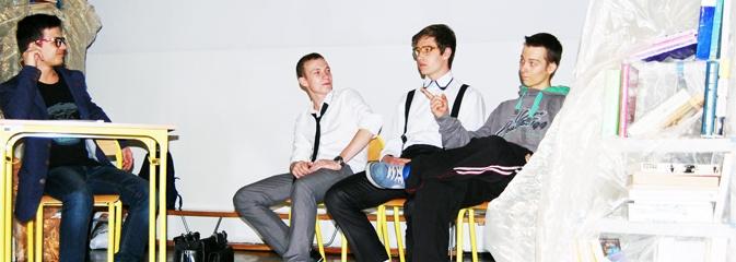 W Zespole Szkół Ponadgimnazjalnych w Pszowie świętowali Dzień Edukacji Narodowej - Serwis informacyjny z Wodzisławia Śląskiego - naszwodzislaw.com