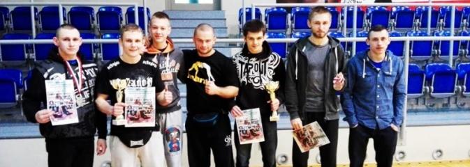 8 medali dla wodzisławskiego klubu Octagon Team!  - Serwis informacyjny z Wodzisławia Śląskiego - naszwodzislaw.com