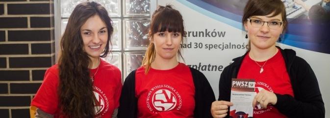 Mnóstwo atrakcji i fun – Dzień Otwarty w PWSZ w Raciborzu - Serwis informacyjny z Wodzisławia Śląskiego - naszwodzislaw.com