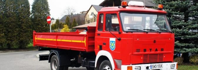 Mszana: Przerobiony wóz strażacki będzie wykorzystywany do utrzymania porządku w gminie  - Serwis informacyjny z Wodzisławia Śląskiego - naszwodzislaw.com