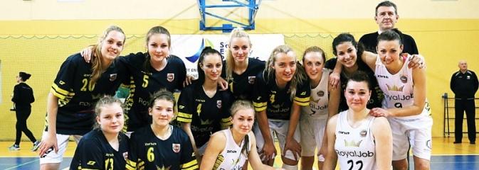Turniej Półfinałowy o awans do I Ligi Koszykówki Kobiet za nami  - Serwis informacyjny z Wodzisławia Śląskiego - naszwodzislaw.com
