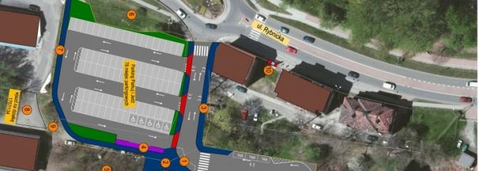 Pociąg do dwóch kółek - budowa Centrum Przesiadkowego. Ogłoszono przetarg - Serwis informacyjny z Wodzisławia Śląskiego - naszwodzislaw.com
