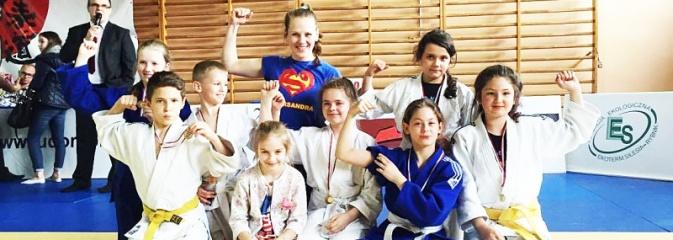 Młodzi judocy z Wodzisławia z medalami  - Serwis informacyjny z Wodzisławia Śląskiego - naszwodzislaw.com