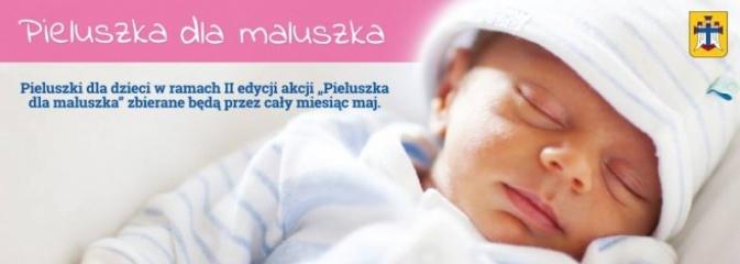 """Rusza II edycja akcji """"Pieluszka dla Maluszka"""". Przyłącz się! - Serwis informacyjny z Wodzisławia Śląskiego - naszwodzislaw.com"""